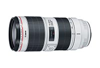 Canon EF 70-200mm F2.8L IS III USM. Ficha Técnica