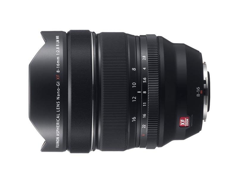 XF 8-16mm F2.8 R LM WR