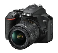 Nikon D3500. Ficha Técnica