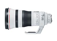 Canon EF 400mm F2.8L IS III USM. Ficha Técnica