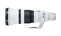 Canon EF 600mm F4L IS III USM. Ficha Técnica