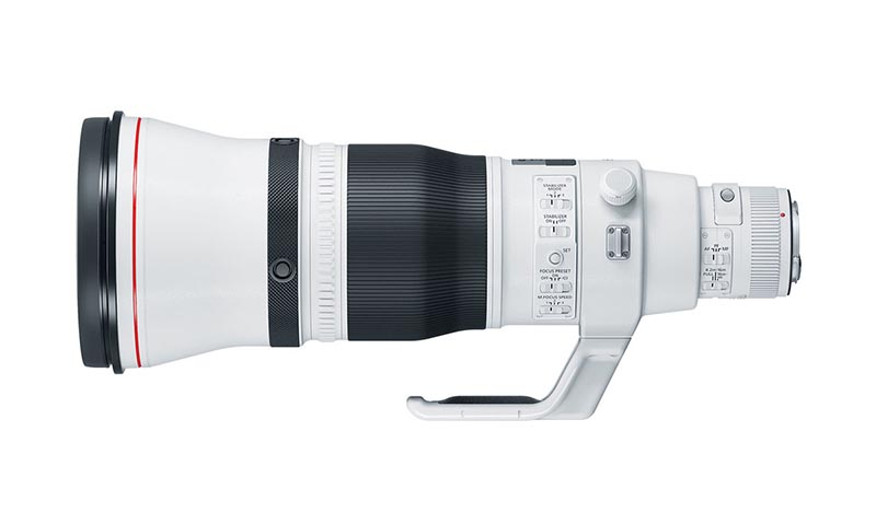 EF 600mm F4L IS III USM