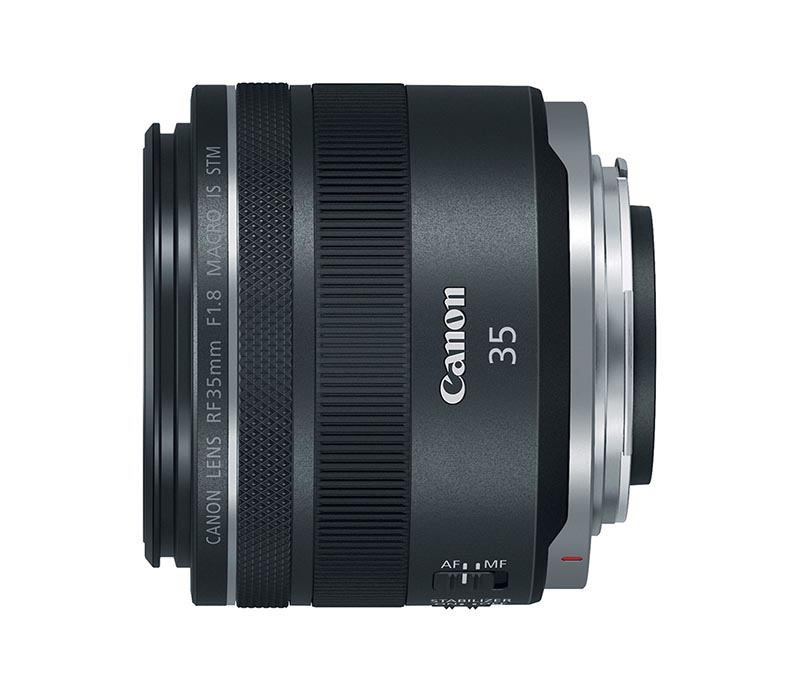 RF 35mm F1.8 IS STM Macro