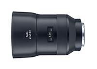 Zeiss Batis 40mm F2 CF. Ficha Técnica