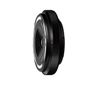 Olympus 9mm F8 Fish-Eye Body Cap Lens. Ficha Técnica