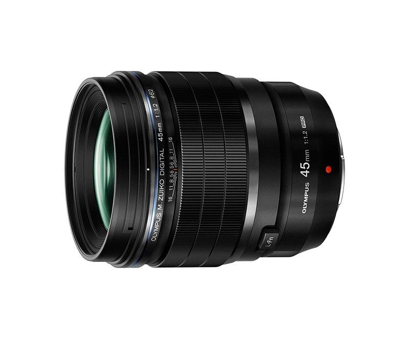 M.Zuiko Digital ED 45mm F1.2 Pro