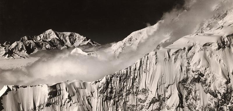 Bradford Washburn. Alaska (1935)