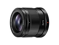 Panasonic Lumix G 42.5mm F1.7 ASPH Power OIS. Ficha Técnica