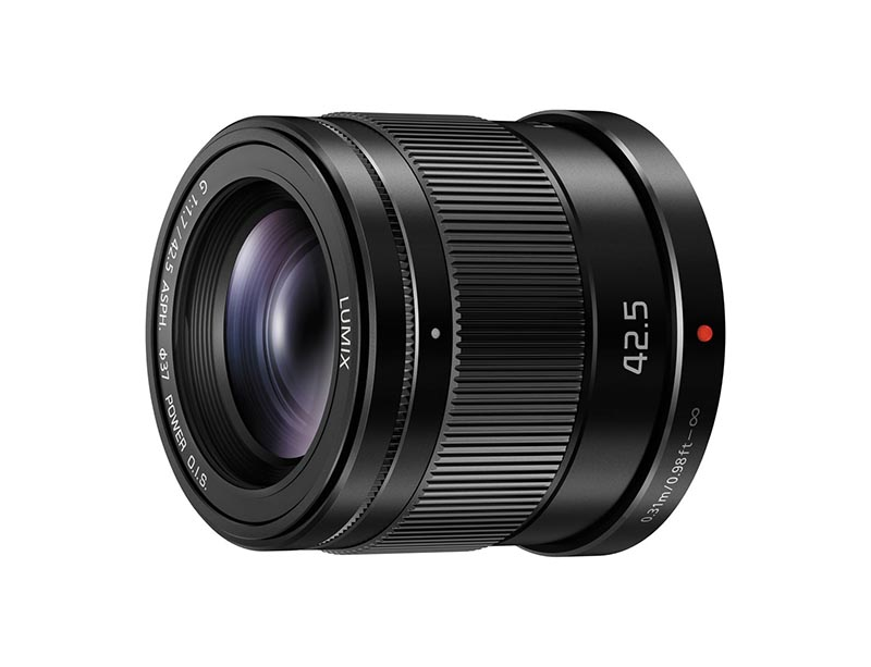 Lumix G 42.5mm F1.7 ASPH Power OIS