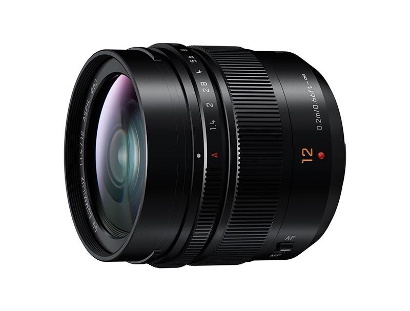 Lumix G Leica DG Summilux 12mm F1.4 ASPH