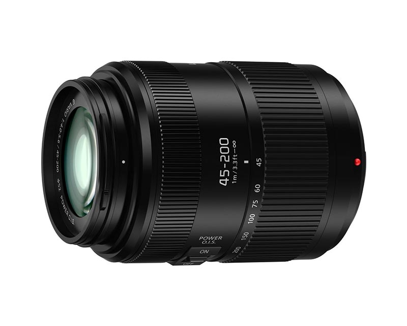 Lumix G Vario 45-200mm F4-5.6 II Power OIS