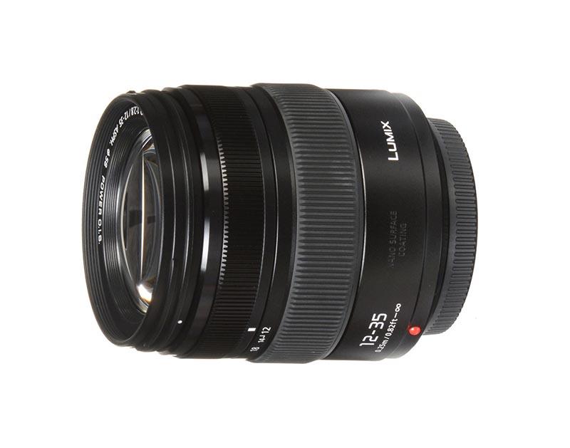 Lumix G X Vario 12-35mm F2.8 II ASPH Power OIS