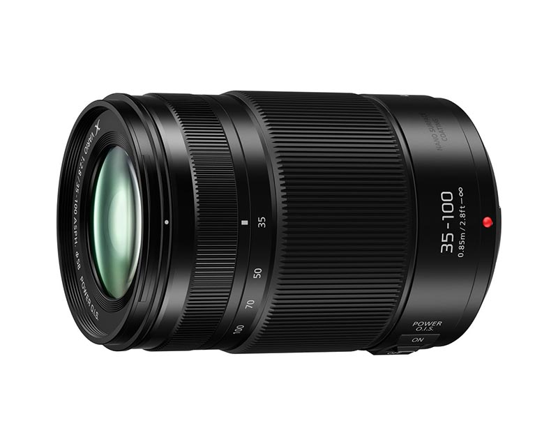 Lumix G X Vario 35-100mm F2.8 II Power OIS