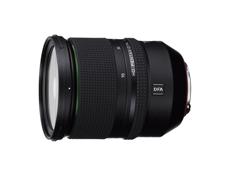 HD Pentax-D FA 24-70mm F2.8ED SDM WR