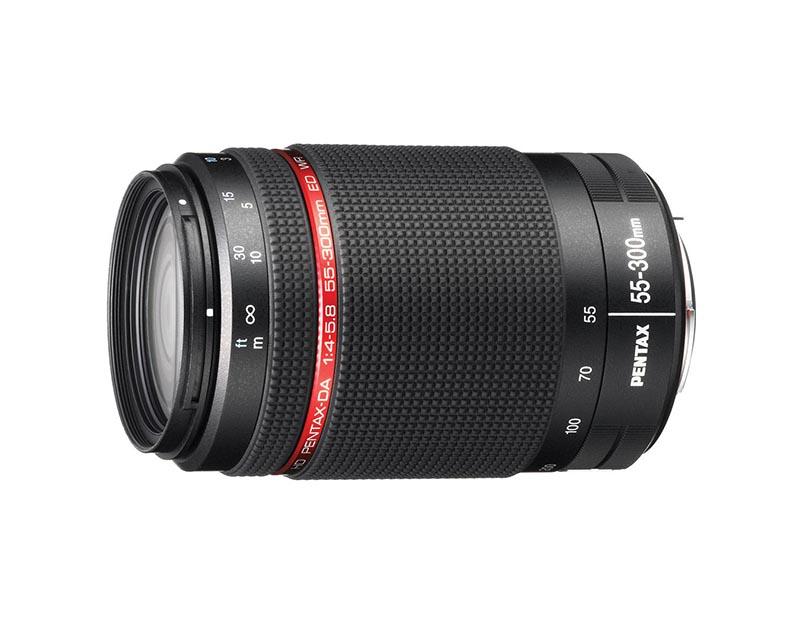 HD Pentax-DA 55-300mm F4-5.8 ED WR