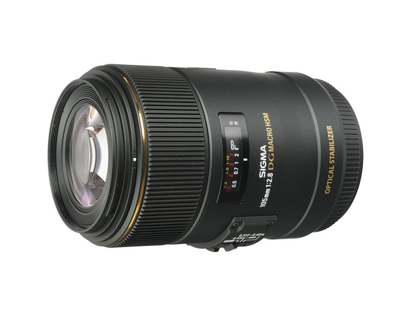105mm F2.8 EX DG OS HSM