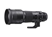 Sigma 500mm F4 DG OS HSM | Sport. Ficha Técnica
