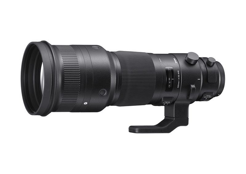 500mm F4 DG OS HSM | Sport