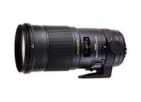 Sigma APO Macro 180mm F2.8 EX DG OS HSM. Ficha Técnica