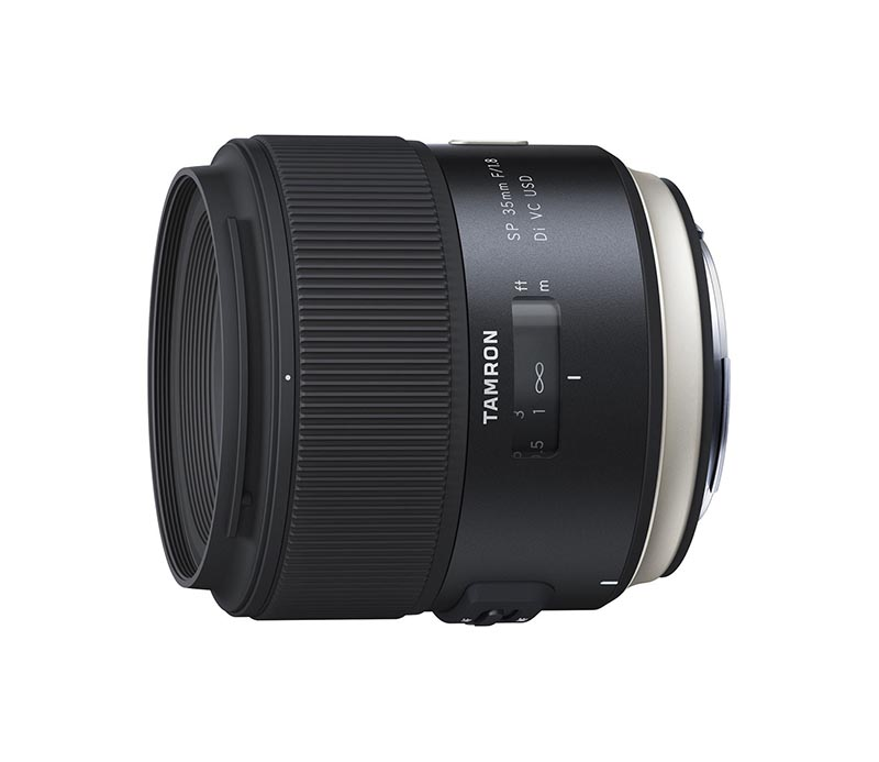 SP 35mm F1.8 Di VC USD