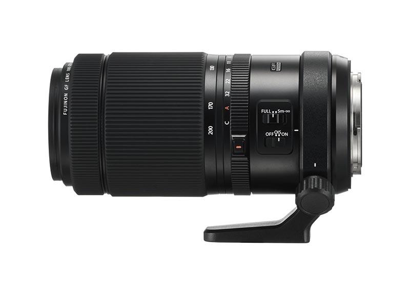 GF 100-200mm F5.6 R LM OIS WR