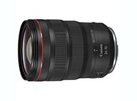 Canon RF 24-70mm F2.8L IS USM. Ficha Técnica