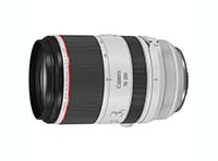 Canon RF 70-200mm F2.8L IS USM. Ficha Técnica