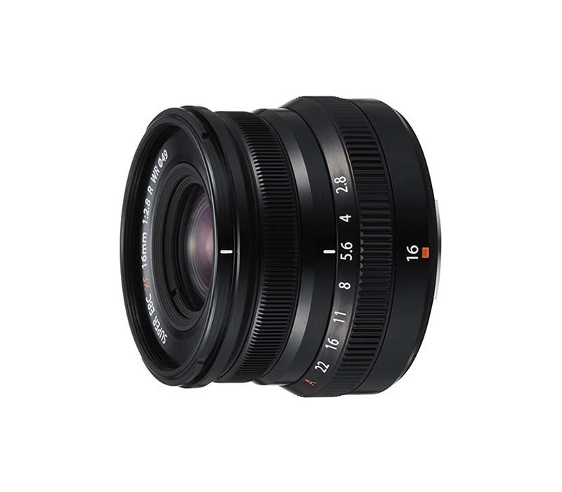 XF 16mm F2.8 R WR