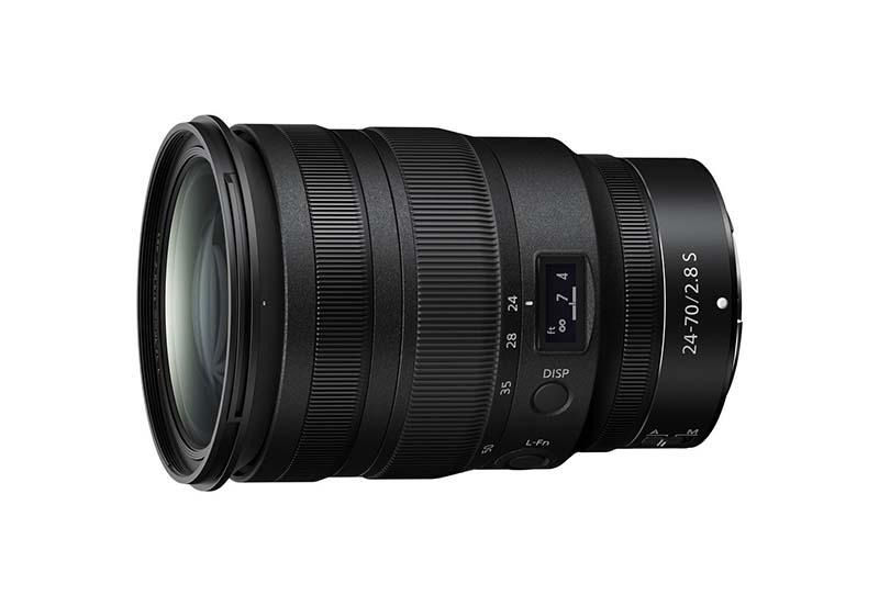 Nikon Nikkor Z 24-70mm F2.8 S