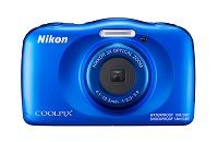 Nikon Coolpix W150. Ficha Técnica