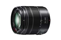 Panasonic Lumix G Vario 14-140mm F3.5-5.6 II ASPH Power OIS. Ficha Técnica