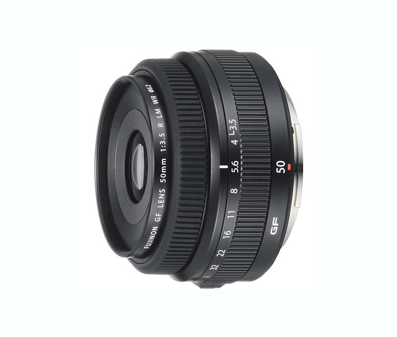 GF 50mm F3.5 R LM WR