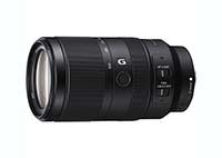 Sony E 70-350mm F4.5-6.3 G OSS. Ficha Técnica