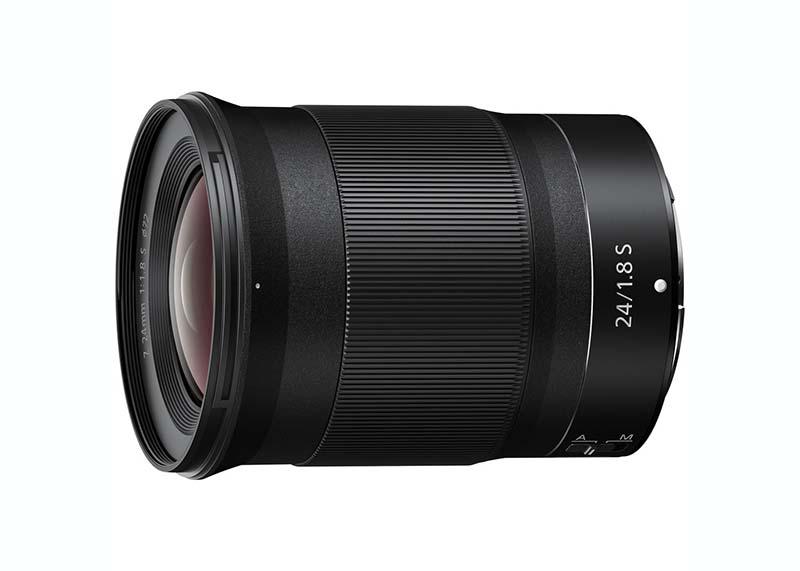 Nikkor Z 24mm F1.8 S