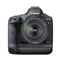Canon EOS-1D X Mark III. Ficha Técnica