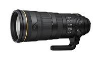 Nikon AF-S Nikkor 120-300mm F2.8E FL ED SR VR. Ficha Técnica