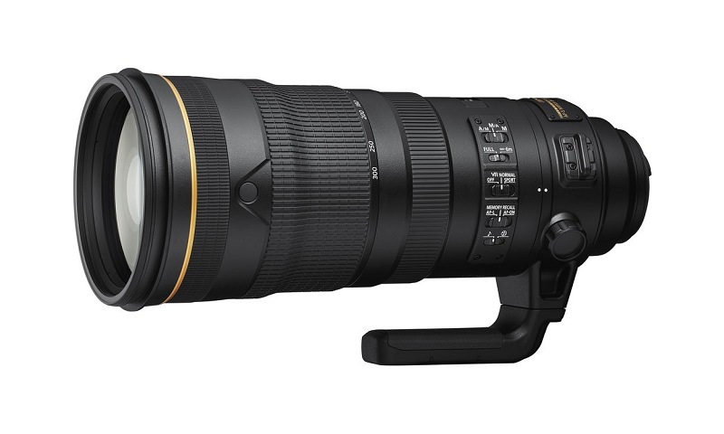 AF-S Nikkor 120-300mm F2.8E FL ED SR VR