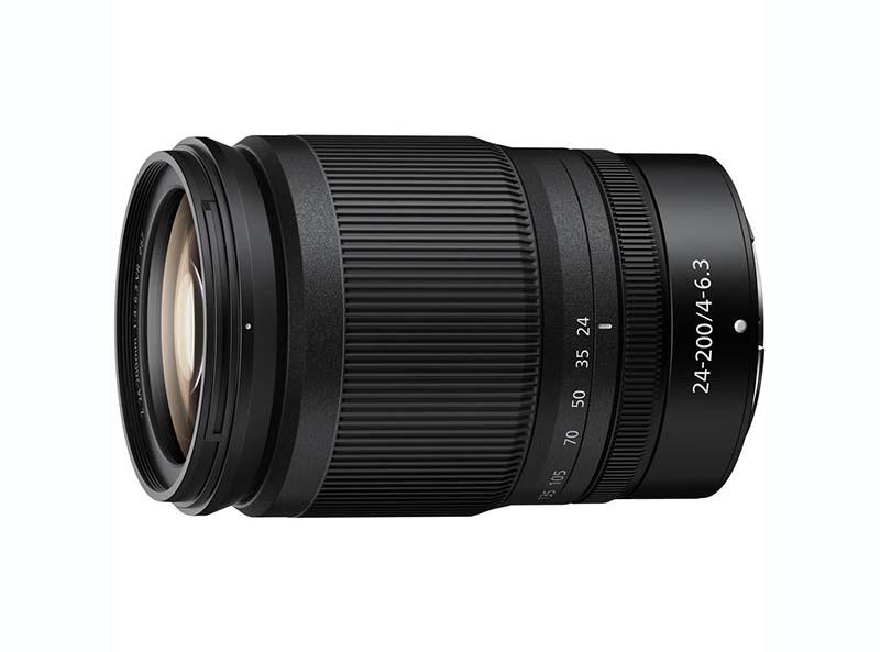 Nikkor Z 24-200mm F4-6.3 VR