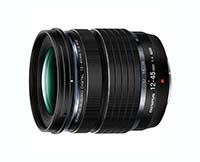 Olympus M.Zuiko Digital ED 12-45mm F4 Pro. Ficha Técnica