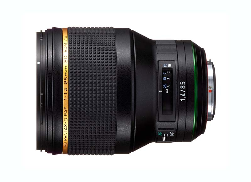 HD FA 85mm F1.4 ED SDM AW