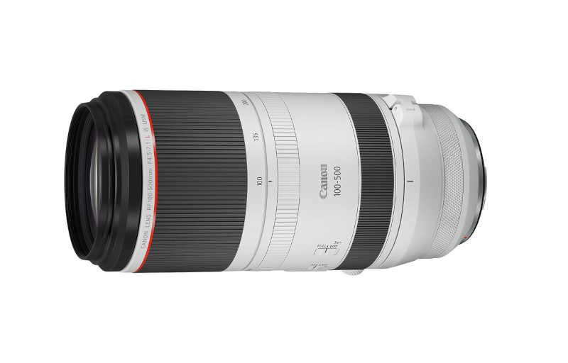 RF 100-500mm F4.5-7.1L IS USM