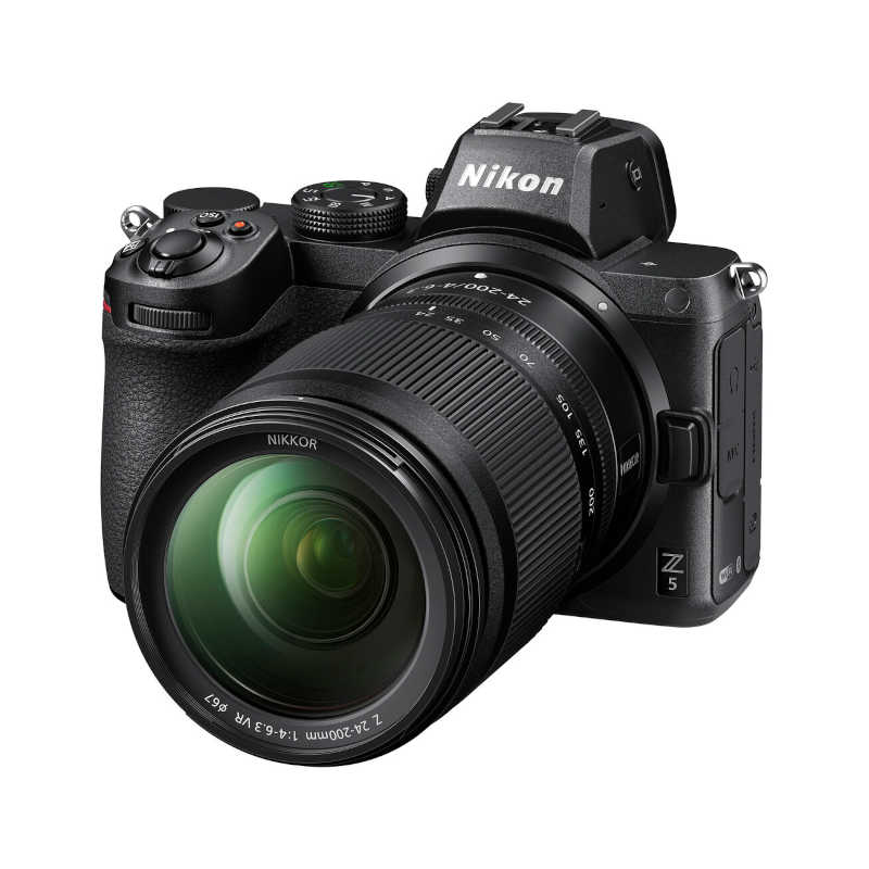 Nikon Z5. Ficha Técnica