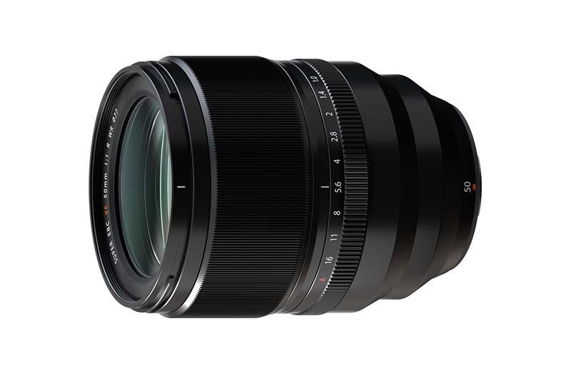 XF 50mm F1.0 R WR