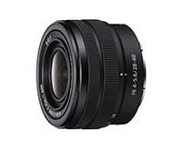 Sony FE 28-60mm F4-5.6. Ficha Técnica
