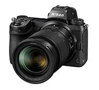 Nikon Z7 II. Ficha Técnica