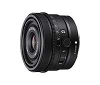 Sony FE 25mm F2.8 G. Ficha Técnica