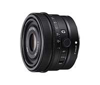 Sony FE 50mm F2.5 G. Ficha Técnica