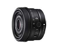 Sony FE 40mm F2.5 G. Ficha Técnica