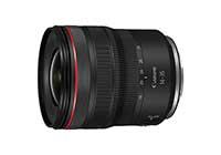 Canon RF 14-35mm F4L IS USM. Ficha Técnica