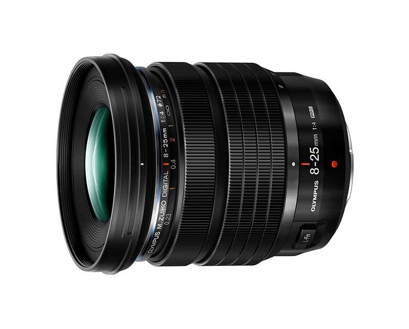 M.Zuiko Digital ED 8-25mm F4 Pro